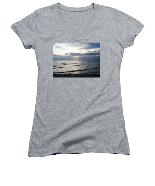 So Long Sanibel Women's V-Neck