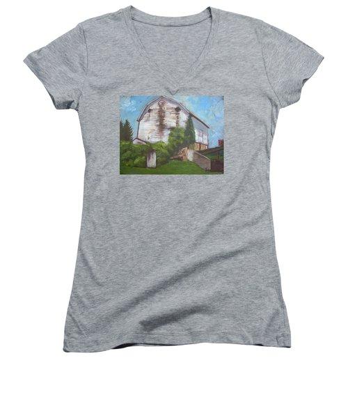 So This Is Goodbye Women's V-Neck T-Shirt