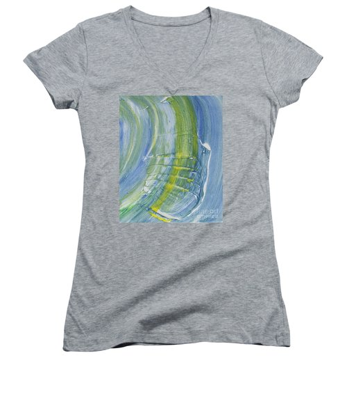 Solicitous Women's V-Neck