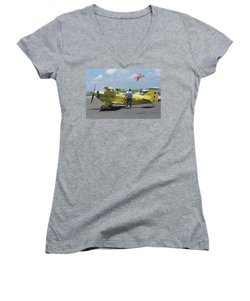 Something Special Women's V-Neck T-Shirt