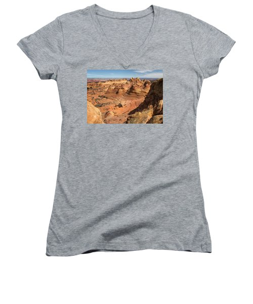 South Coyote Buttes Women's V-Neck