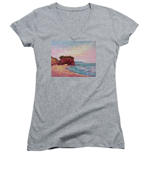 Southern Coast Women's V-Neck (Athletic Fit)