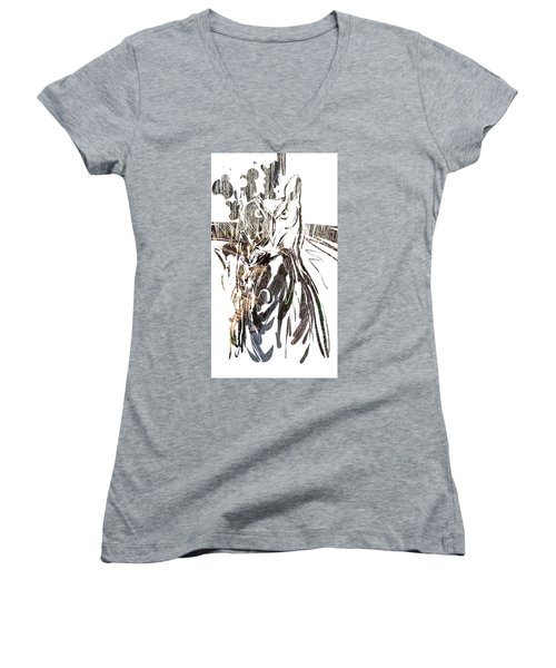 Spirit Animal . Owl Women's V-Neck