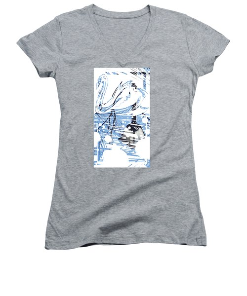 Spirit Animal . Swan Women's V-Neck