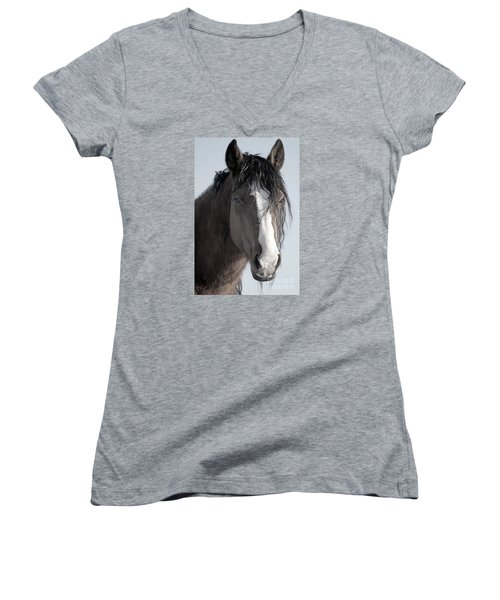 Spirit Horse Women's V-Neck
