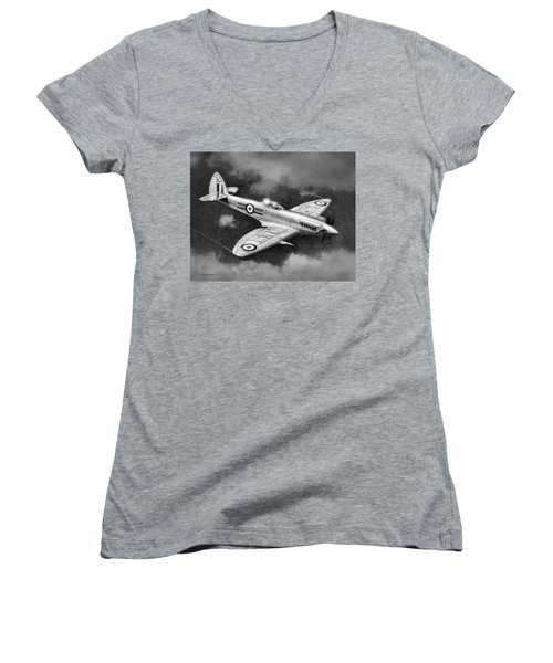 Spitfire Mark 22 Women's V-Neck