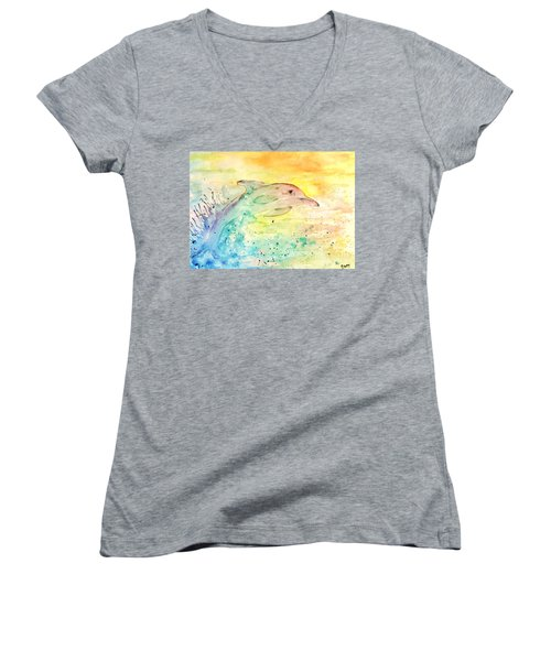 Splash Women's V-Neck