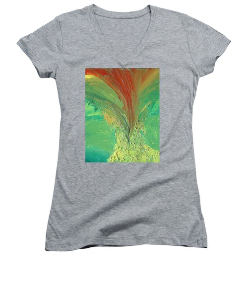 Splash Women's V-Neck T-Shirt