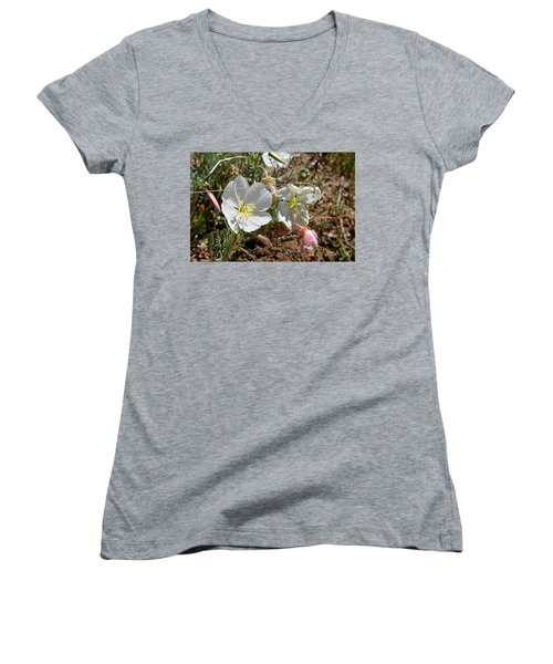 Spring At Last Women's V-Neck