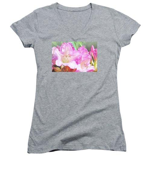 Spring Bling Women's V-Neck T-Shirt