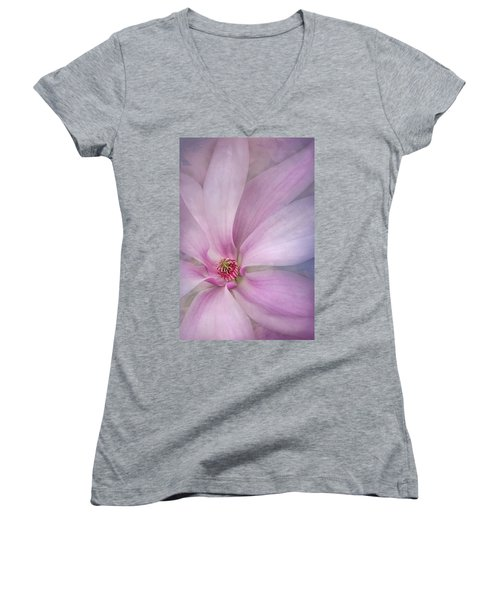 Spring Comes Softly Women's V-Neck