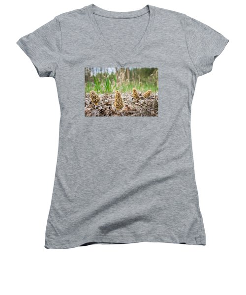 Spring Gathering Women's V-Neck