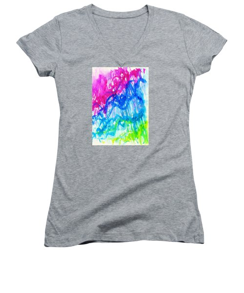 Intuition Women's V-Neck T-Shirt