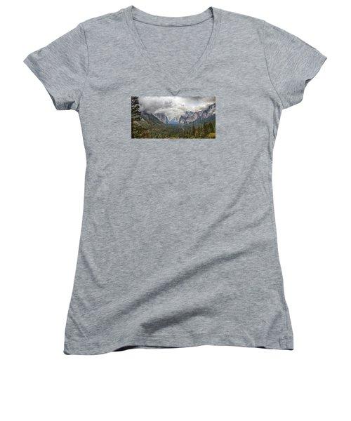 Spring Storm Yosemite Women's V-Neck