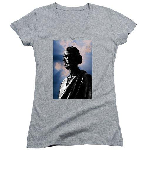St. Peter Women's V-Neck T-Shirt