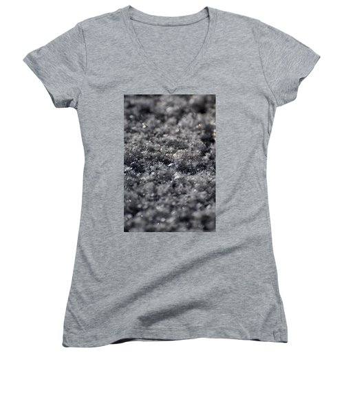 Star Crystal Women's V-Neck T-Shirt