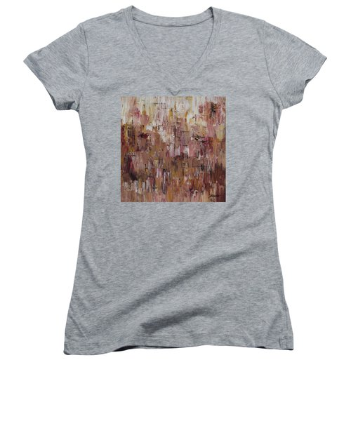 Static Women's V-Neck