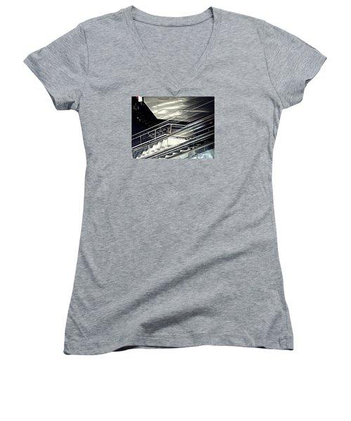 Steps Women's V-Neck T-Shirt