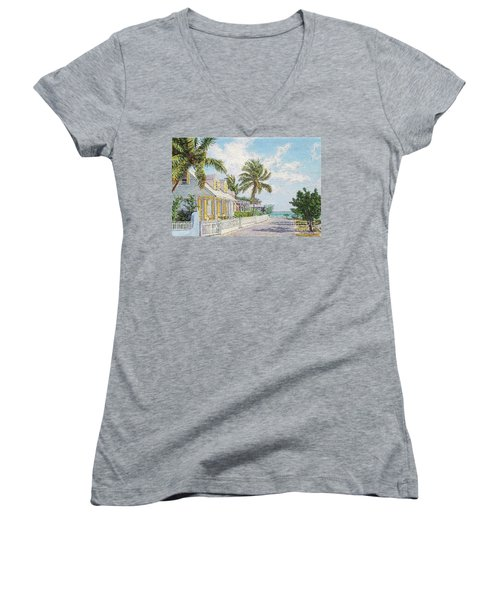 Still Point Women's V-Neck