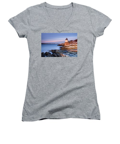 Stone On Rock Women's V-Neck