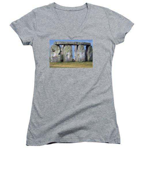 Stonehenge Women's V-Neck