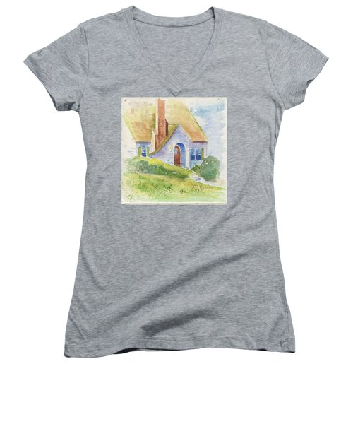 Storybook House Women's V-Neck