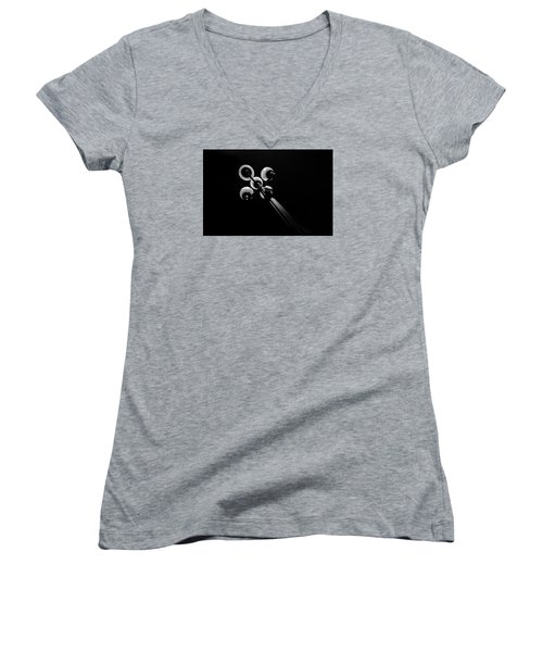 Street Light Women's V-Neck T-Shirt