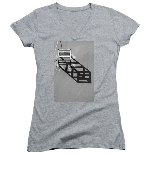 Stronghold 2008 1 Of 1 Women's V-Neck T-Shirt
