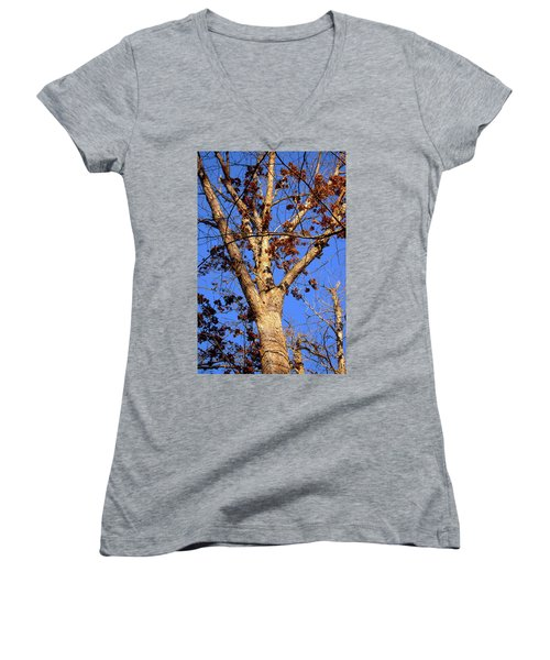 Stunning Tree Women's V-Neck