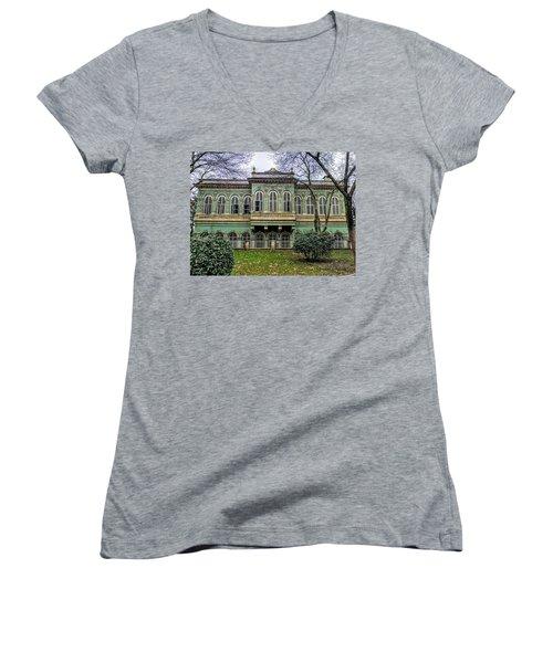 Sultan's Retreat Women's V-Neck T-Shirt