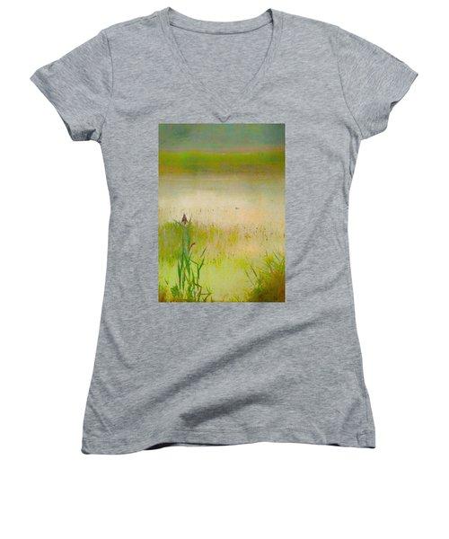 Summer Reeds Women's V-Neck T-Shirt