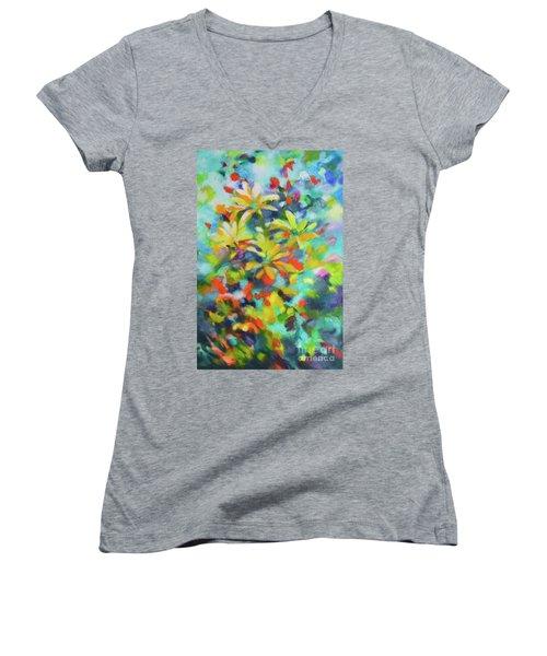 Summer Sweetness Women's V-Neck T-Shirt