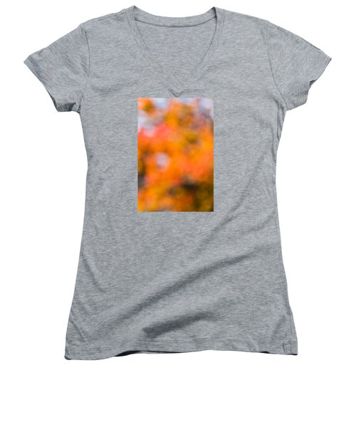 Summer's End Women's V-Neck T-Shirt
