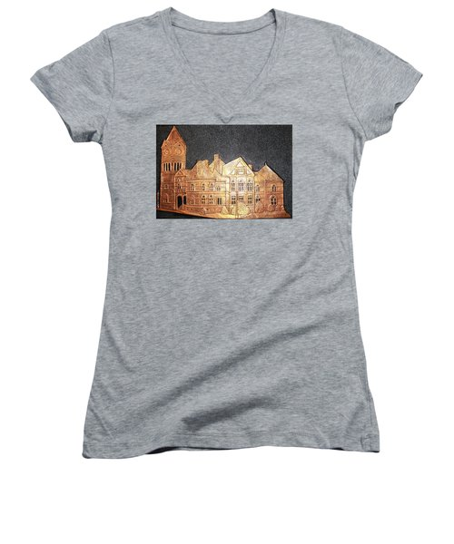 Sumter County Courthouse - 1897 Women's V-Neck