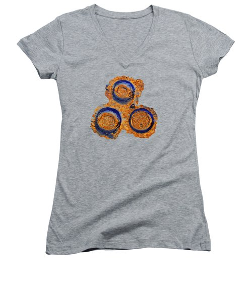 Sun Catchers Women's V-Neck