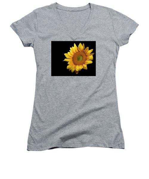 Sunflower 2 Women's V-Neck