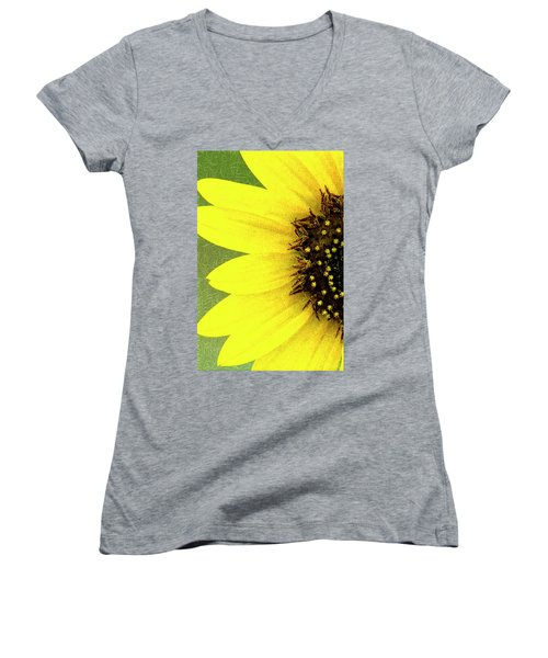 Sunflower Women's V-Neck
