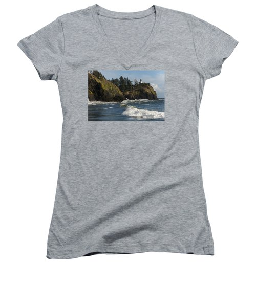 Sunny Afternoon Women's V-Neck