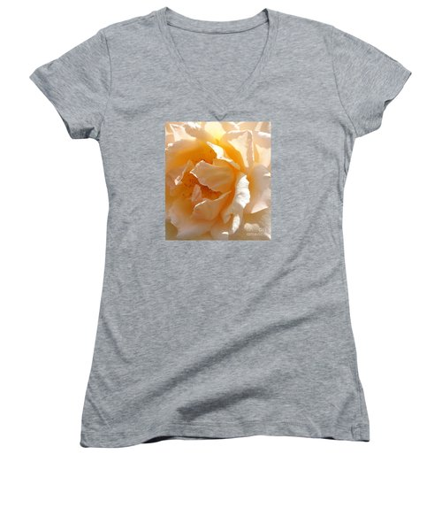 Sunny Delight Women's V-Neck T-Shirt