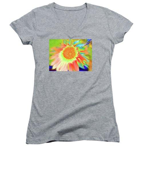 Sunswoop Women's V-Neck