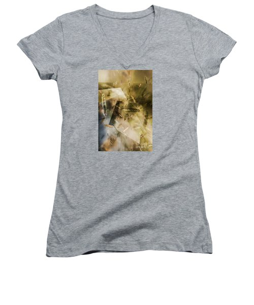 Sweet Grass Women's V-Neck T-Shirt