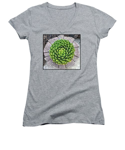 Symmetry Women's V-Neck