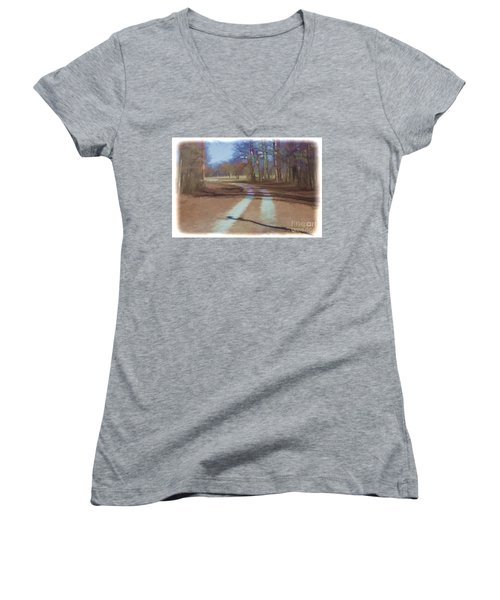 Take Me Home Country Road Women's V-Neck