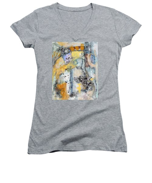 Tales Of Intrigue Women's V-Neck T-Shirt