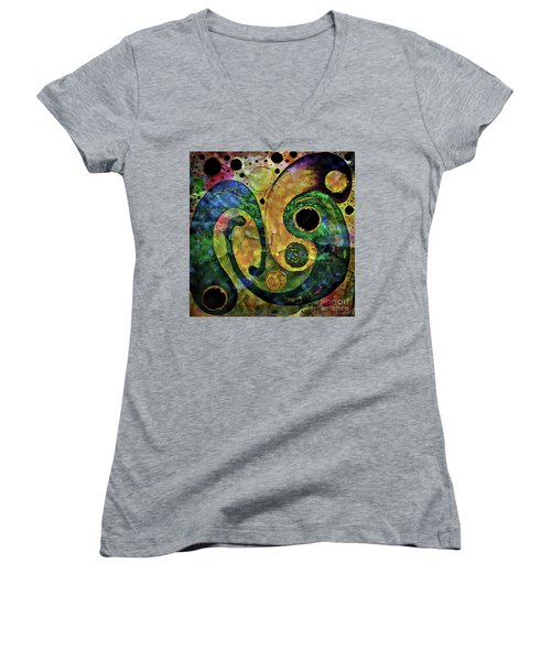 Tales Of The Past  Women's V-Neck