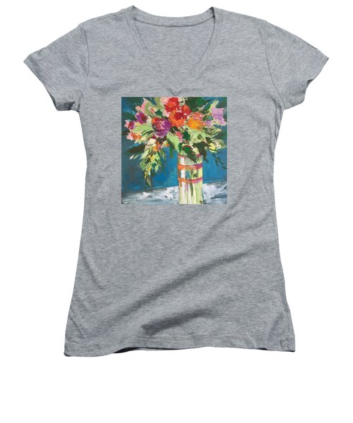 Tall Drink Of Water Women's V-Neck T-Shirt