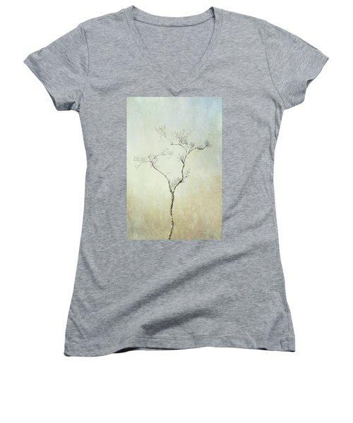 Tall Tree Women's V-Neck