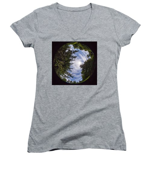 The Berkshires 944 Women's V-Neck T-Shirt