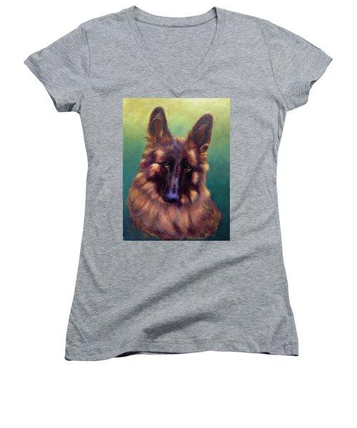 Tayto Women's V-Neck T-Shirt