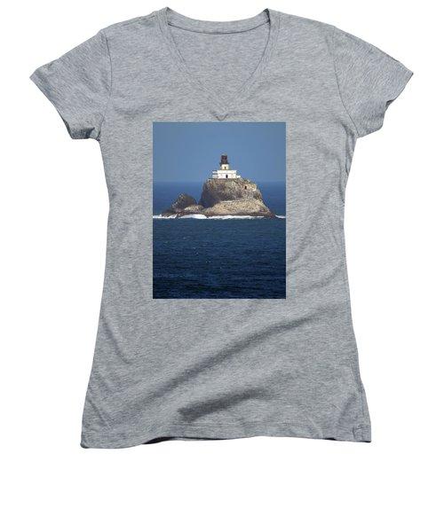 Terrible Tilly Women's V-Neck T-Shirt